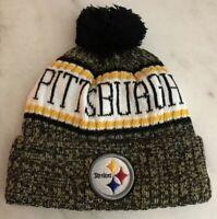 Pittsburgh Steelers Beanie New Nfl Football