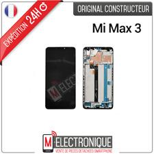 ECRAN LCD NOIR ORIGINAL XIAOMI MI MAX 3