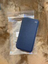 Speck Presidio Folio - Iphone X/XS- Heathered Eclipse Blue/Eclipse Blue/Gunmetal