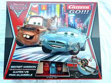 CARRERA GO!!! Disney Pixar Cars - Secret Mission Rennbahn 6,2m