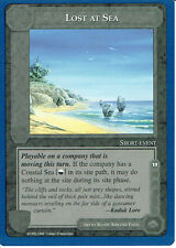 MIDDLE EARTH BLUE BORDER PREMIER RARE CARD LOST AT SEA