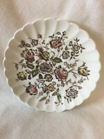 Vintage Johnson Brothers England Staffordshire Bouquet Saucer Plate
