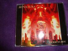 SEPULTURA import cd TERRITORY free US shipping