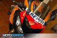 Honda CBR 1000 RR Repsol Fireblade 2008 - 11 3D Gel Fairing Protector Motografix