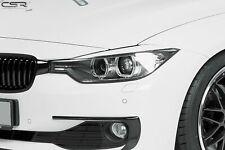 BMW F30 & F31 3 SERIES HEADLIGHT BROWS EYEBROWS EYELIDS MASKS 10/2011 - 7/2015