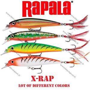 Rapala X-Rap Original Fishing Lure. 12 cm. XR12 BRAND NEW. Different colors