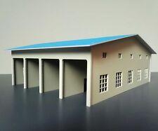 HO Scale Outland Garage Models 1:87 Train Car Garage Models Outland Building