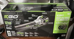 New EGO Power+ LB6504 650 CFM 56V Cordless Brushless Leaf Blower, Bare Tool