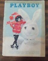 Playboy Magazine March 1966