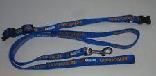 New NASCAR Jeff Gordon Dog Leash and Adjustable Collar by Tuff
