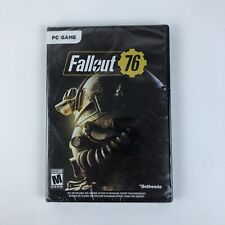 Fallout 76 PC Software Edition Brand New Sealed