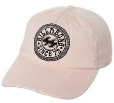 "BRAND NEW + TAGS BILLABONG LADIES CAP HAT BASEBALL STYLE ""SURF CLUB"" PEONY BNWT"