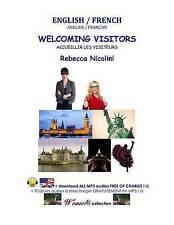 Anglais / Francais : Accueillir les Visiteurs: Version noir & blanc (Weasel) (Vo