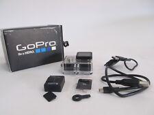 GOPRO HERO3+ BLACK - HD HIGH PERFORMANCE CAMERA - ORIGINAL BOX W/ ACCESSORIES