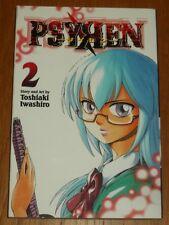 Psyren Volume 2 by Toshiaki Iwashiro Viz Media (Paperback)< 9781421536774