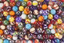 """Mega Marbles SET OF 48 ASSORTED BULK 5/8"""" PLAYER MARBLES"""