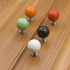 Ceramic Door Knobs.Retro.Coloured.Cupboard.Drawers.Cabinet.*UK STOCK*