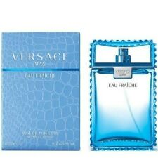 Versace Eau Fraiche 200ml Edt Mens 100% Genuine Brand New Sealed