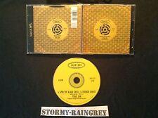 Pearl Jam - Spin the Black Circle [Single] (CD, 1994, Sony Music) 2 Tracks LQQK!