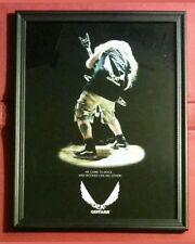 Pantera Dimebag Darrell Dean Guitars Framed Art Print Music Memorabilia Gift