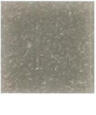 Glass Mosaic Tiles - 25 tiles - 3/4 inch Pewter Gray Vitreous