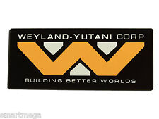 Weyland-Yutani corporation PVC sticker set  Alien Aliens 3 - Set of 6  Stickers