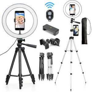 Tripod Lightweight Camera Phone Holder Stand For Videography & Photography