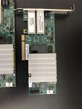 HP QLE3242-HP NC523SFP Dual-Port 10Gb NIC Server 593715-001 593742-001