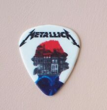 Metallica - Amsterdam 04/09/17 Worldwired Tour 100% Authentic RARE Guitar pick