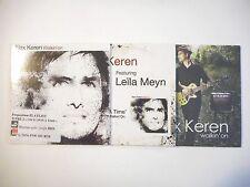 Unique Lot de 3 CD Single ▬ ALEX KEREN ▬ Port GRATUIT