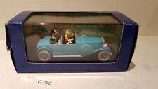 Tim und Struppi Tintin  Auto Lincoln Torpedo Die Zigarren des Pharaos (C286)