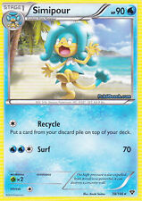 SIMIPOUR 38/146 - XY POKEMON RARE CARD - IN STOCK NOW!