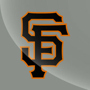 SF San Francisco Giants Decal Sticker - 3 inch to 12 inch