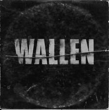 CD SINGLE 2 TITRES--WALLEN--CELLE QUI A DIT NON--2001
