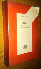 BELA BALAZS-IL FILM- EVOLUZIONE ED ESSNZA DI UN'ARTE NUOVA -EINAUDI-1975-SR38