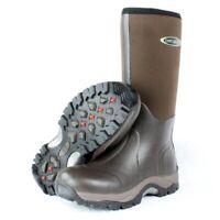 Dirt Boot® Neoprene Wellington Muck Boot Pro-Sport™ Brown