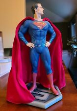 JUSTICE LEAGUE SUPERMAN STATUE  DC COLLECTIBLES #100 of 5000