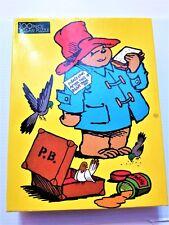"NEW Sealed Vintage Paddington Bear Jigsaw Puzzle 100 pieces 11.5"" x 15"""