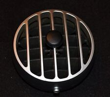 2007 Chevrolet Aveo Dash A/C Vent, Silver, OEM, used
