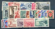 ALGERIE 1955-56 Yvert 325-40 ** POSTFRISCH(F0100