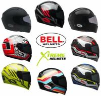 Bell Qualifier Helmet Full Face Motorcycle Clear Shield DOT XS-3XL