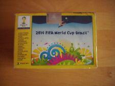 Panini Fußball WM 2014 Brasilien 1 Display OVP /100 Tüten /