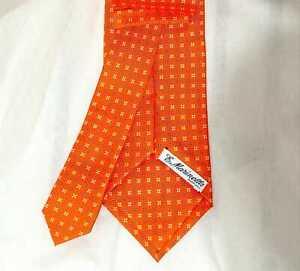 Cravatta Marinella in pura seta