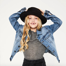 DL1961 GIRLS DENIM JACKET 4-5 YEARS