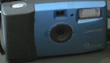 Concord EyeQ Duo 1300 1.3 Megapixel 3 in 1 Vintage Digital camera