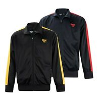 Mens Tapout Taped Casual Zipped Long Sleeves Track Jacket Sizes from S to XXL