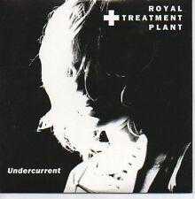 (N707) Royal Treatment Plant, Undercurrent - DJ CD