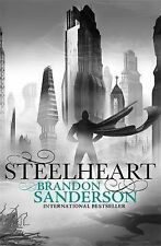 Steelheart (Reckoners 1), Sanderson, Brandon, New Book