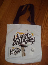 Billabong Bring It Youth Girls Tote w/ Matching Wallet BNWT