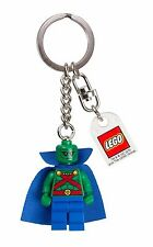 Authentic Disney Parks LEGO DC Comics Super Heroes Martian Manhunter Keychain